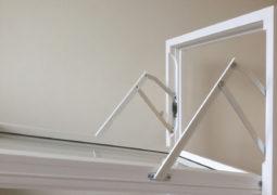 timber reversible windows