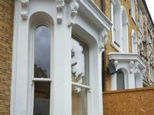 traditional box sash windows london