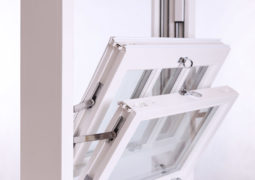 wooden tilt slide sash windows