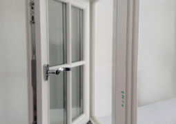 timber flush casement windows