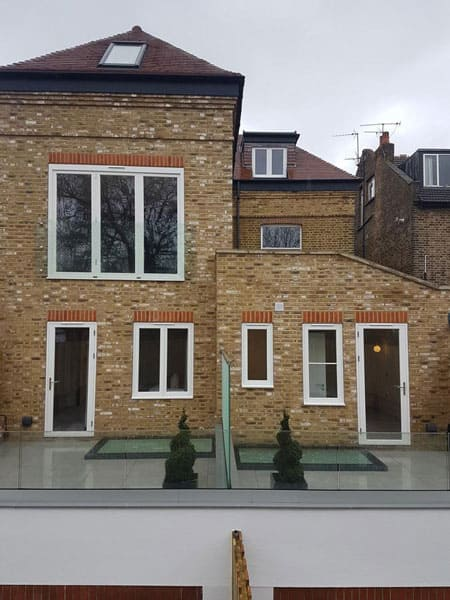 modern timber windows