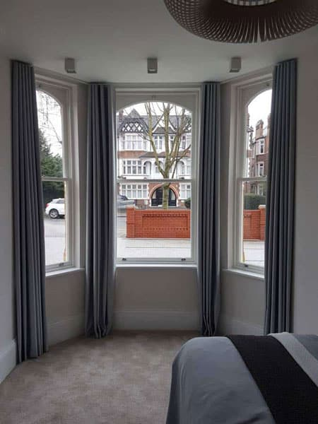 timber spiral windows