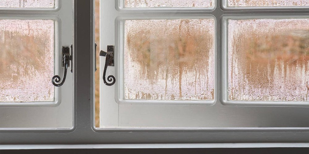 Condensation advice and the causes of condensation